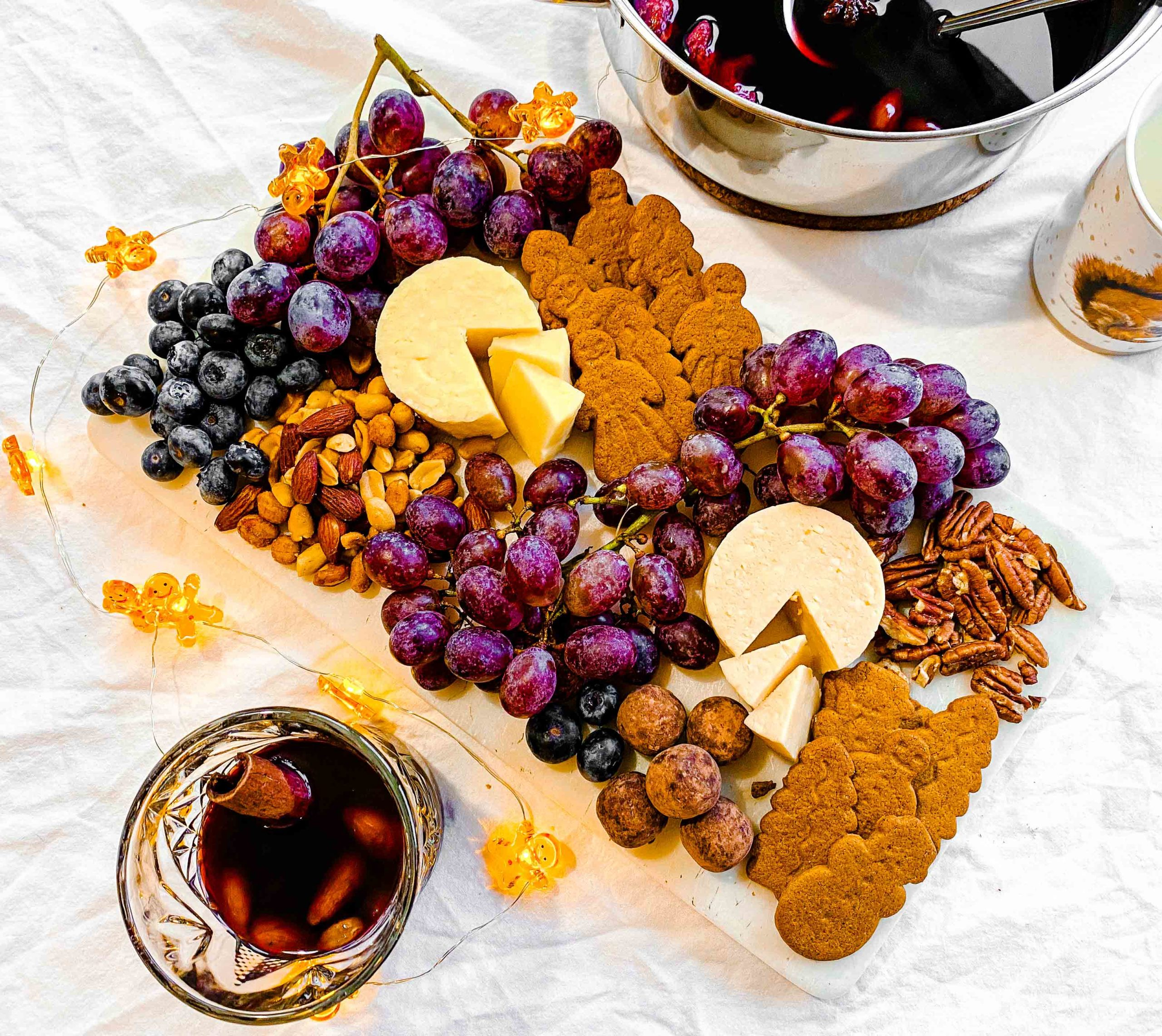 Mulled Wine Recipe: Which wine to use and what food to pair with